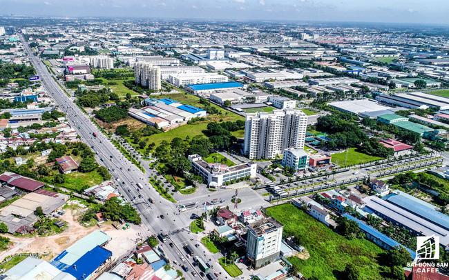 Bình Dương vừa thành lập 2 thành phố giáp với TP.HCM, sẽ tác động tích cực đến nhà đất ra sao?