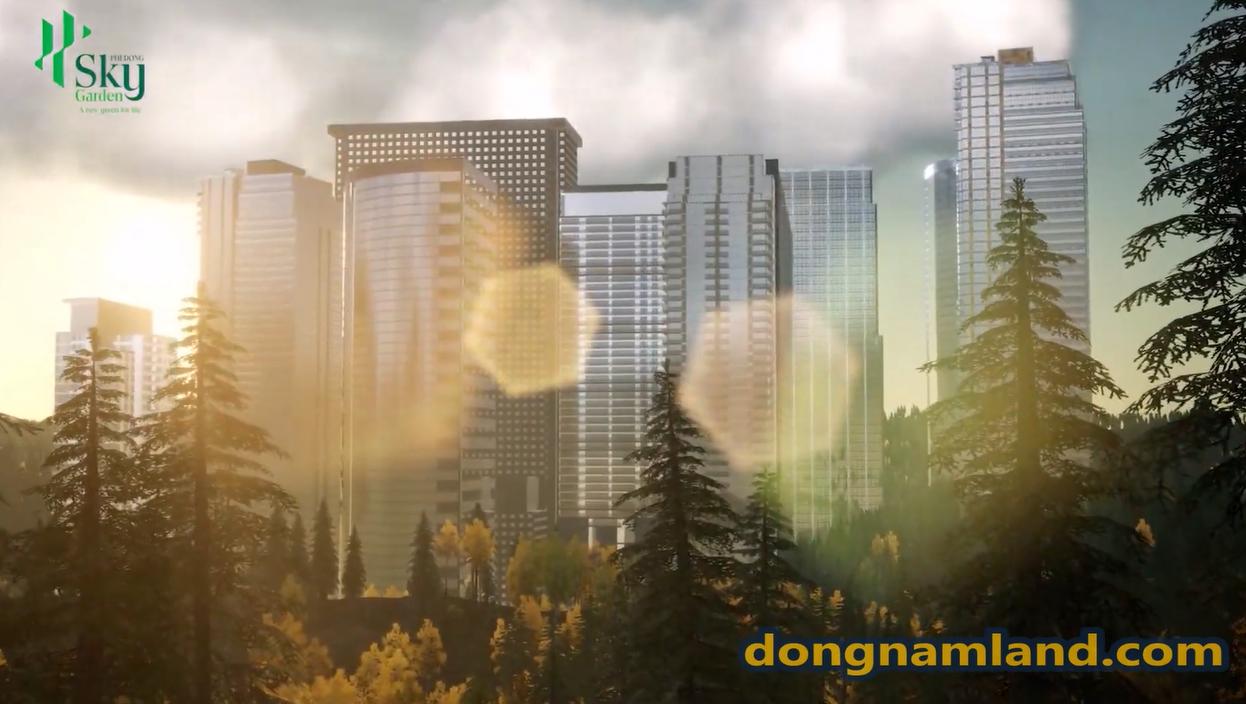 Trailer Dự án căn hộ Phú Đông Sky Garden | Phú Đông 3