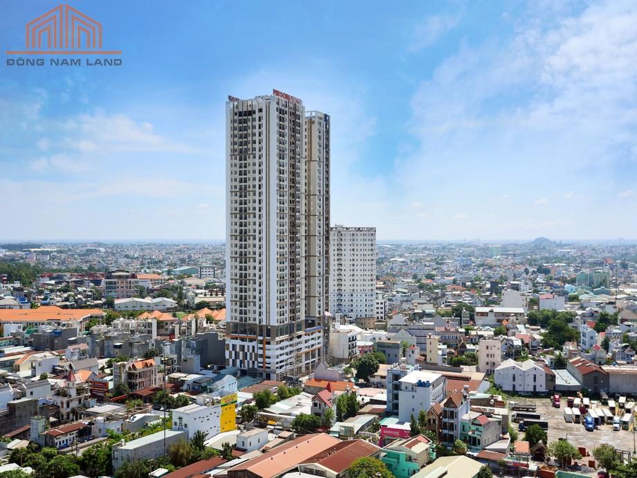 Tiến độ căn hộ Phú Đông Premier tháng 9/2020
